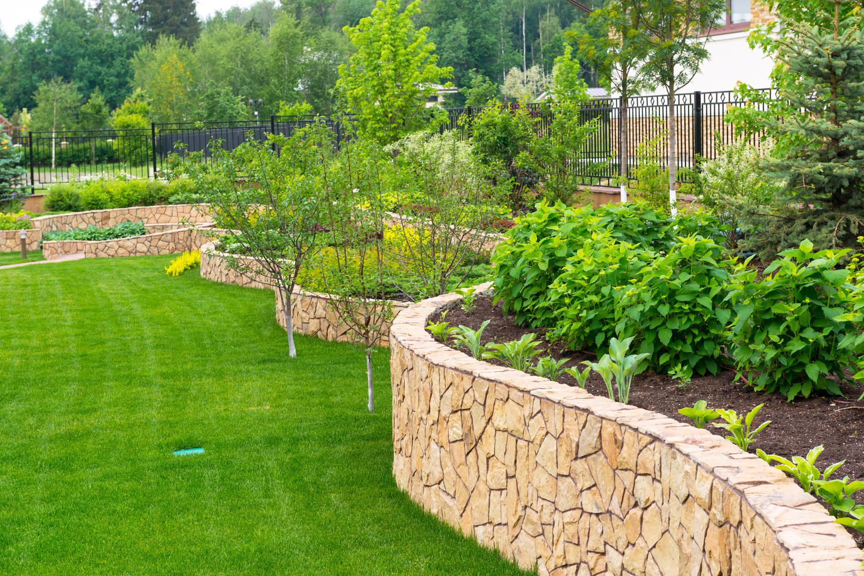 gartengestaltung - vi bau gmbh 1, Garten ideen